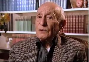 احسان یارشاطر بنیان گذار ایرانیکا