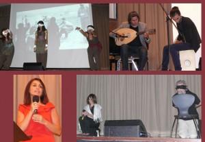 بابک امینی، گروه رقص خورشید خانم، تئاتر حسین افصحی، شیرین مهربد