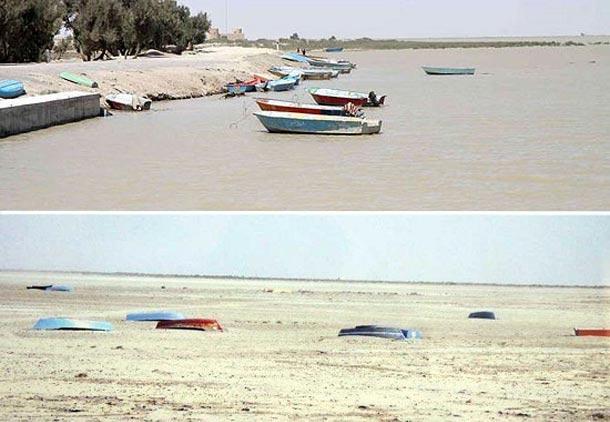 چه کسی برای دریاچه هامون خواهد گریست؟/عبدالستار دوشوکی