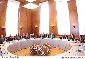 مذاکرات ایران با کشورهای 1+5 در ژنو