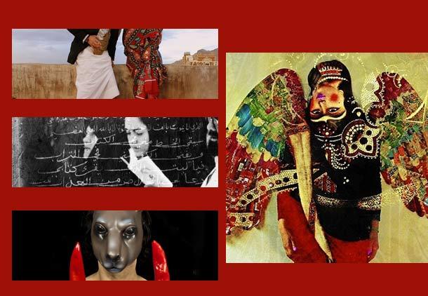 نمایشگاه هنرمندان خاورمیانه و آفریقای شمالی در بنیاد  منا