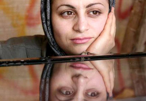 زینب بایزیدی؛ فعال زن کرد