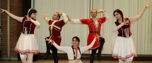 گروه رقص آراز