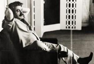 زنده یاد غلامحسین ساعدی