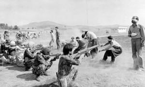 اعدام های سال 58 در فرودگاه سنندج به دستور خلخالی