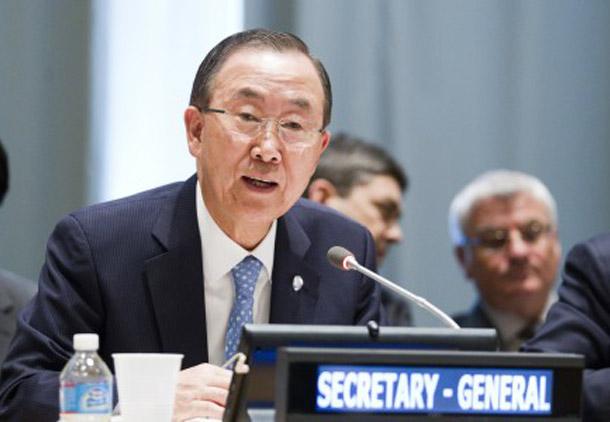 گزارش دبیر کل سازمان ملل در باره وضعیت حقوق بشر در ایران