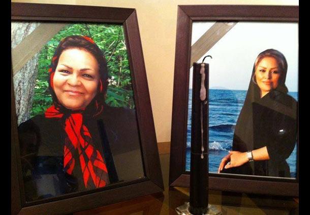 تصادف و مرگ مادر و همسر پیمان عارفی در راه بازگشت از ملاقات با او در زندان مسجد سلیمان