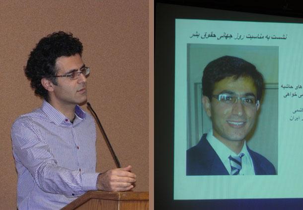 نشستی در تورنتو به مناسبت روز جهانی حقوق بشر/ مهرنوش احمدی