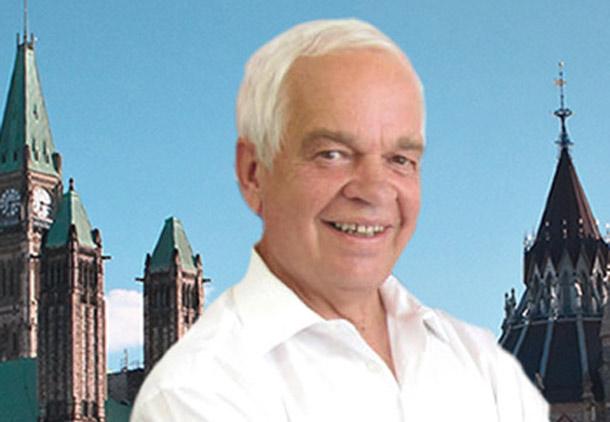 نامه نماینده مجلس فدرال کانادا به جان برد درمورد استفاده از نام رسمی خلیج فارس