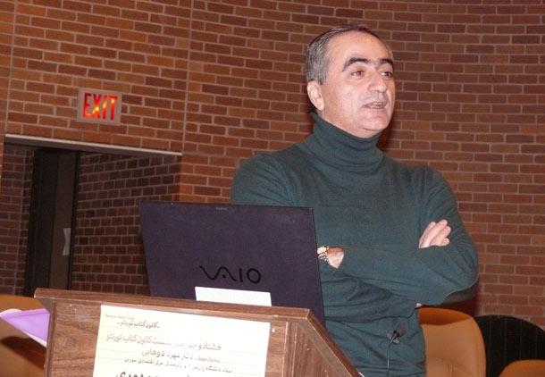سخنرانی دکتر مهرداد وهابی؛ اقتصاد سیاسی جمهوری اسلامی ایران /گزارش: فرح طاهری