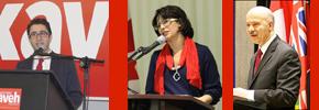 نامه های اعتراضی به وزیر امور خارجه کانادا در مورد ارجاع نادرست به نام خلیج فارس