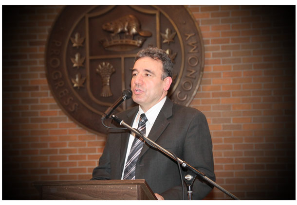 سخنرانی حسن داعی در تورنتو: استراتژی روحانی و آینده نظام