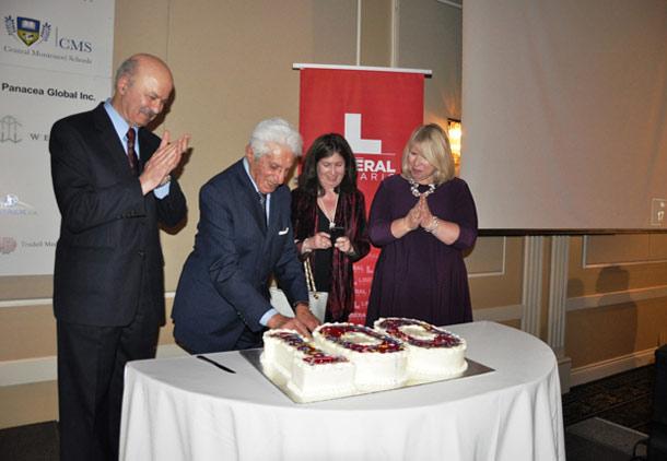برگزاری جشن تولد یکصد سالگی پرفسور رضا در تورنتو