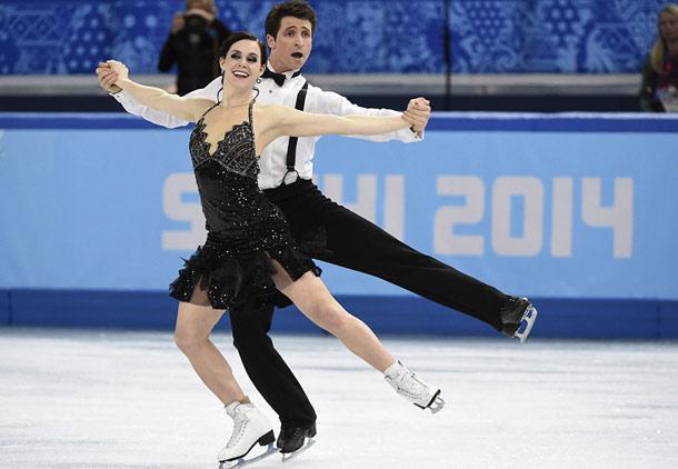 روز طلایی برای کانادا در المپیک سوچی