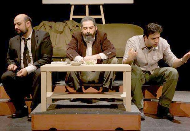 نقد نمایش «هنر» اثر یاسمینا رضا، به کارگردانی نعیم جبلی/علی شریفیان