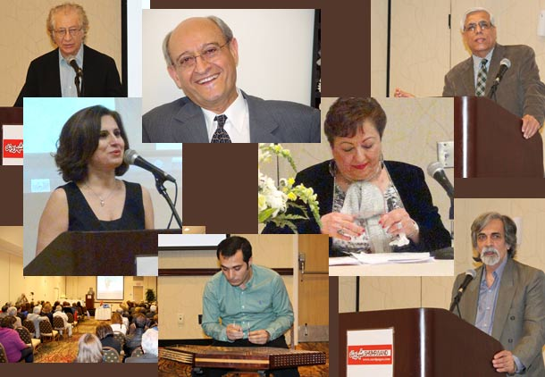 گزارش مراسم یادبود و بزرگداشت دکتر پرویز قدیریان در دالاس