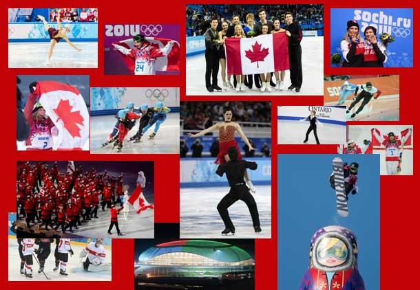 کانادا در راه تکرار قهرمانی المپیک در سوچی/علی شریفیان