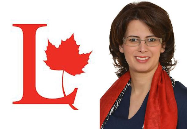 حمایت جمعی از افراد کامیونیتی ایرانی- کانادایی از کاندیداتوری لیلی پورزند