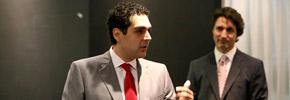 گفت وگوی شهروند با وینس گاسپارو/ علی شریفیان