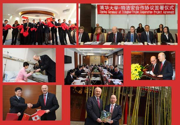 سفر موفقیت آمیز وزیر پژوهش و نوآوری های انتاریو به چین