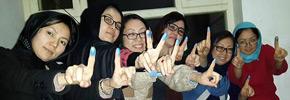 پیروزی رنگ بر جنگ/حسن زرهی