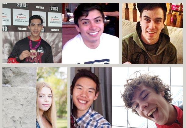 پنج دانشجوی جوان در حادثه کشتار بی سابقه در کلگری کشته شدند