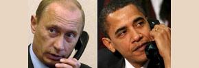 پوتین، اوباما را توجیه کرد/میرزا تقی خان