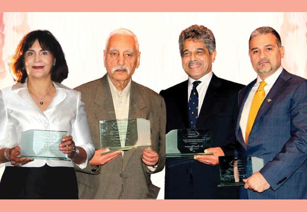تقدیر از کوشاگران جامعه ایرانی در جشن سالانه کنگره ایرانیان/ نسرین الماسی