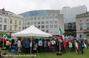 protest -europian parliament-1