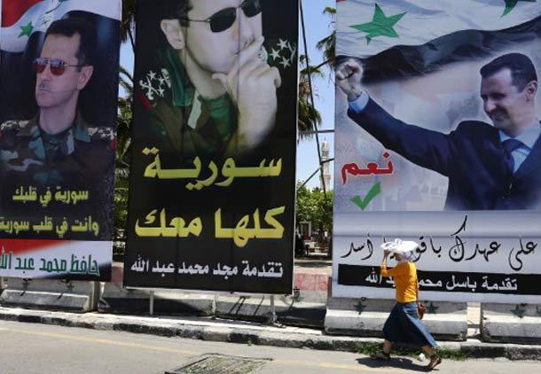 نجات دهنده سوریه و کل خاورمیانه!/شهباز نخعی
