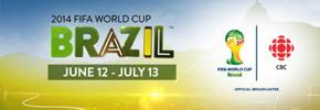 پخش زنده مسابقات جام جهانی از شبکه سی بی سی