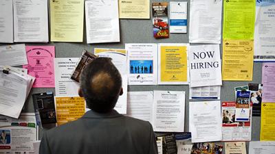 افزایش نرخ بیکاری در ماه فوریه
