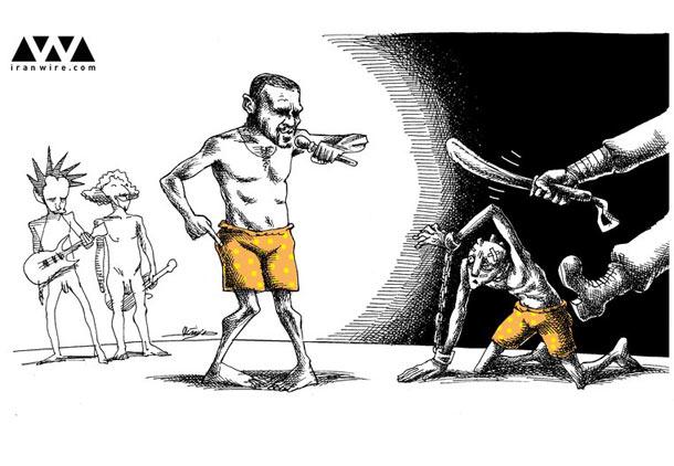 کنسرو آی نقی در تورنتو/اسد مذنبی