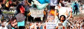 پانزدهمین سالگرد حمله به کوی دانشگاه ـ ۱۸ تیرماه ۱۳۷۸