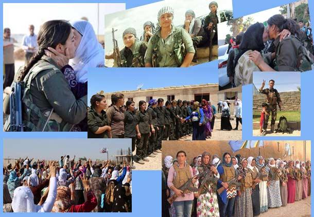 داعش و محاصره کوبانی/سامان رسول پور