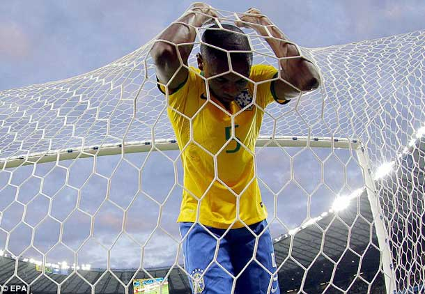 برزیل: پایان رویای قهرمانی/سیدعلی پورحسینی