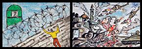 باریکه غزه نمایشگاه توحش هر دو طرفِ جنگ/ بهروز ستوده