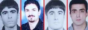 ادامه اعتصاب غذا و وخامت حال چهار زندانی عقیدتی کرد