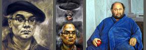آثار محمود معراجی در نمایشگاه گروهی تورنتو