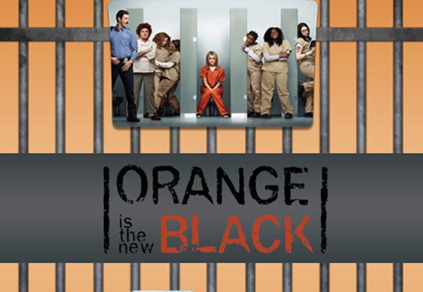 """نگاهی به سریال """"نارنجی همان سیاه است""""/مهرنوش احمدی"""