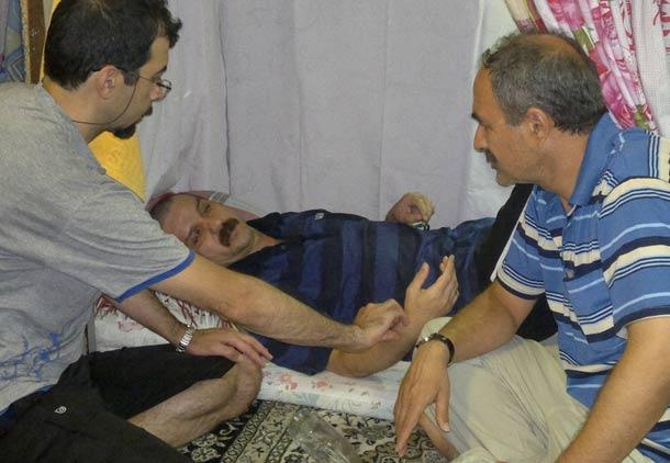 گزارشی از اقدامات و حمایتهای انجام شده در مورد رضا شهابی