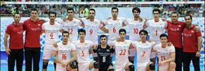 ایران برای نخستین بار به دور نهایی لیگ جهانی والیبال راه یافت