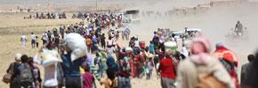 سکوت رهبران جهان در قبال فاجعه عظیم انسانی در خاورمیانه!/حسن زرهی