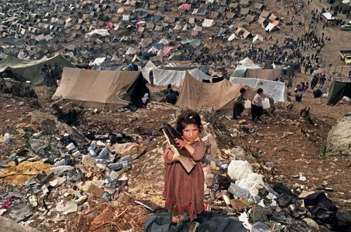اردوگاه پناهندگان سوری