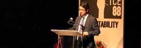 هدف کارزار عدالت ۸۸  برانگیختن توجه همگان به نقض حقوق بشر در ایران /کاوه شهروز