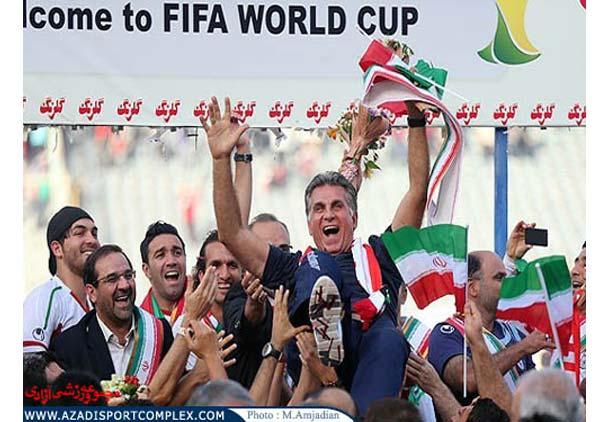نگاهی به فوتبال ایران در ۳۵ سال گذشته/ ششم  / ایرج مصداقی