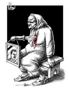 برای مادران خاوران ـ طرح مانا نیستانی