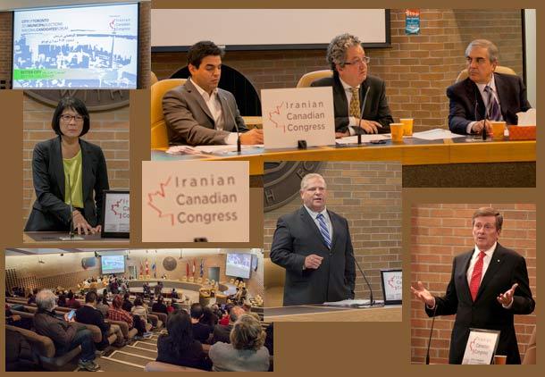 دیدار و آشنایی با کاندیداهای شهرداری تورنتو