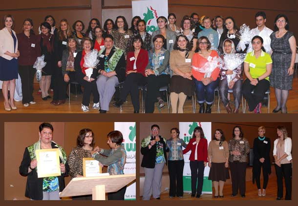 سازمان زنان ایرانی انتاریو بیست و پنج ساله شد