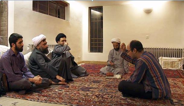 نمایی از فیلم ایرانی